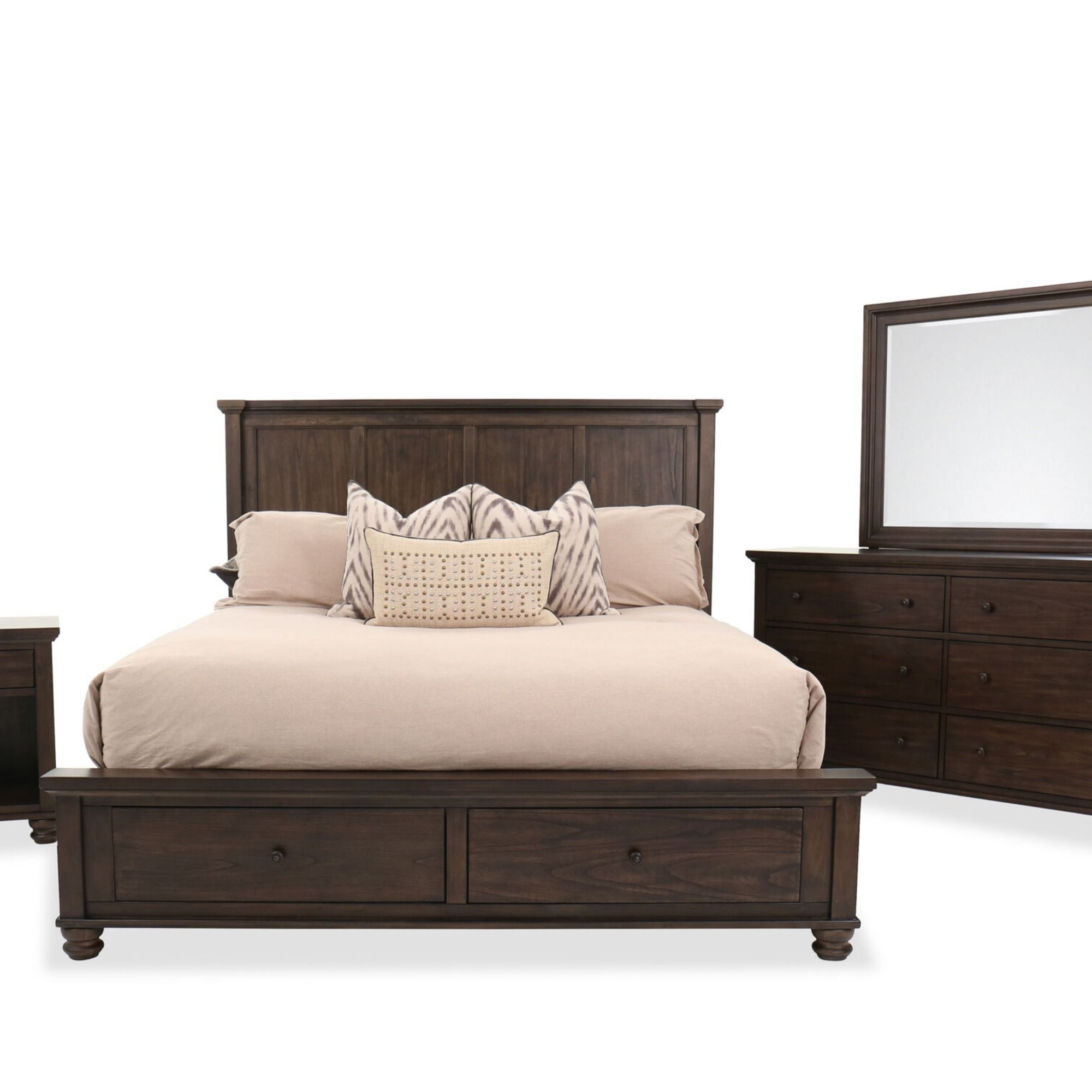 Beds I like from Mathis Brothers Home, Bed, Home decor