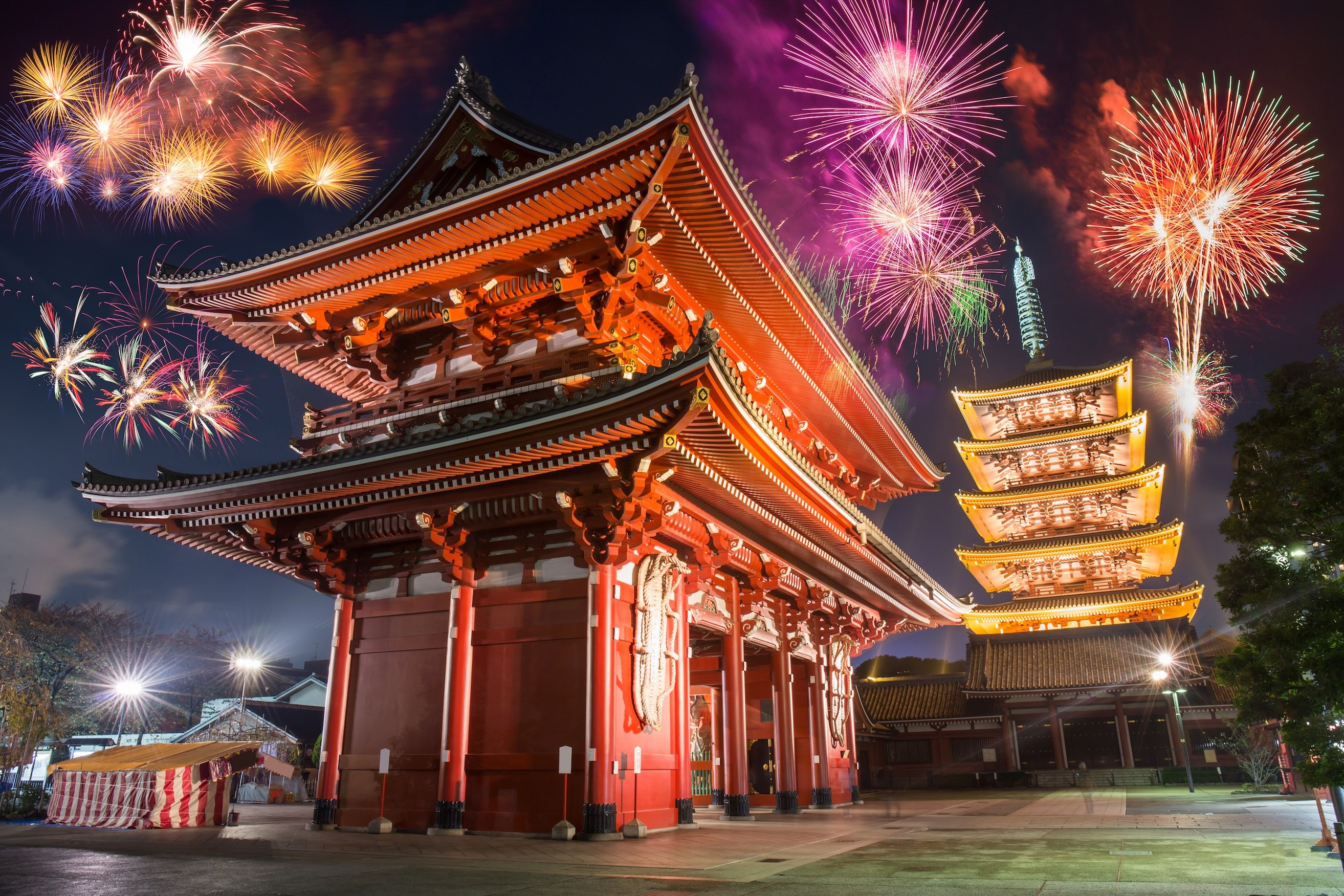 This Trip Lets You Ring in the New Year in Both Tokyo and