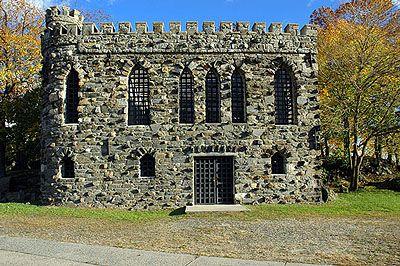 Glen Island Castle New Rochelle New York Kac American