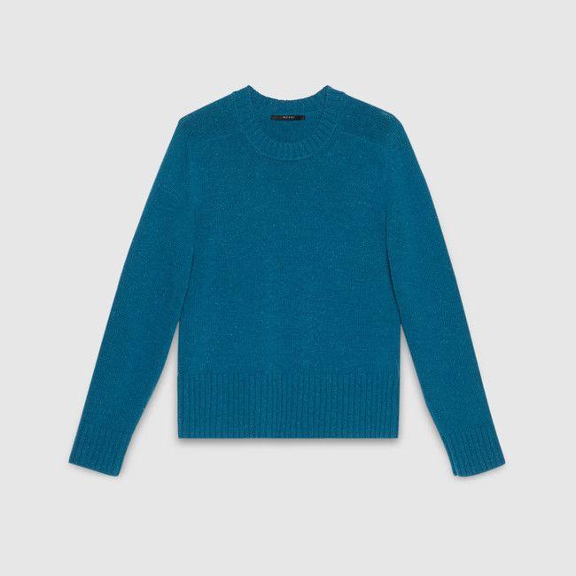 9b66b5f0093175 Wool crew neck sweater