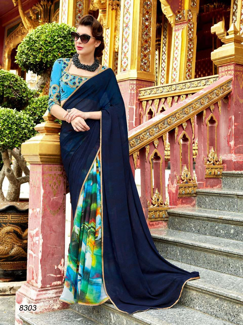 c52c26d77f buy surat saree wholesale under RS 1000 from sethnic online supplier ...