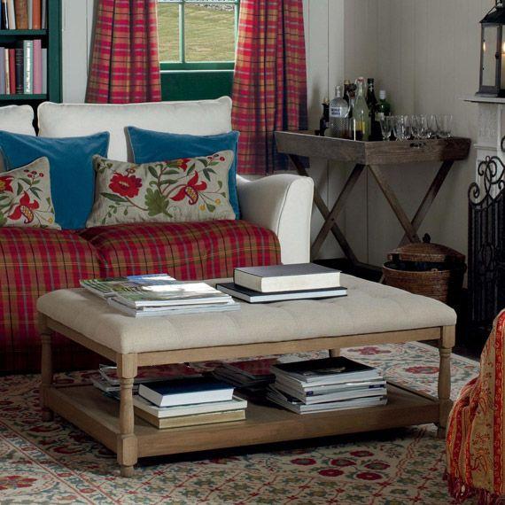 #alternative #wood #versatile #storage #upholstered #practical #handsome #oka #coffeetable
