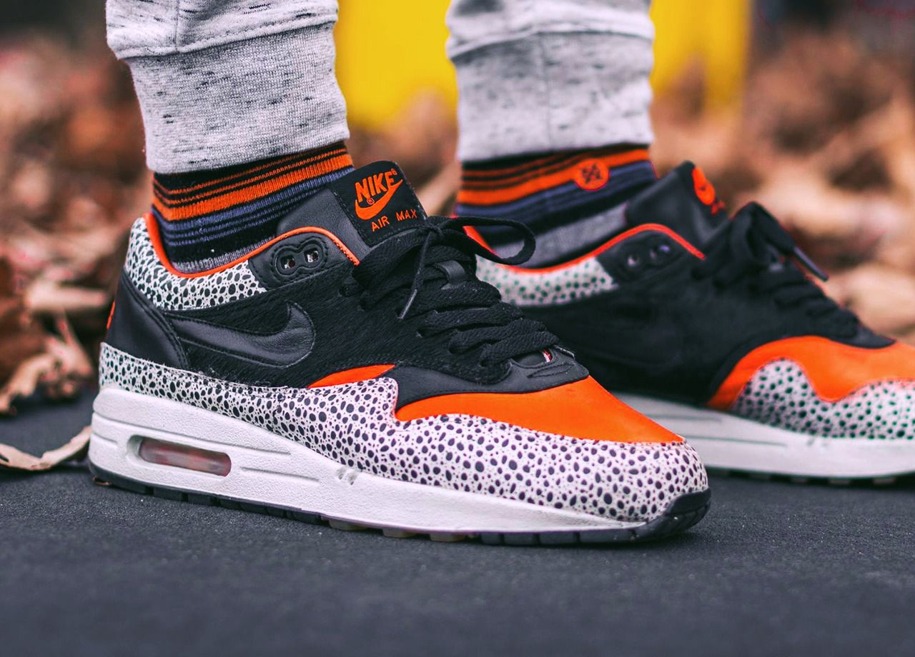 Nike Air Max 1 'Safari Keep Rippin Stop Slippin' 2008