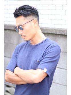 Fives05アメリカンショート メンズヘアカット メンズ ヘアスタイル