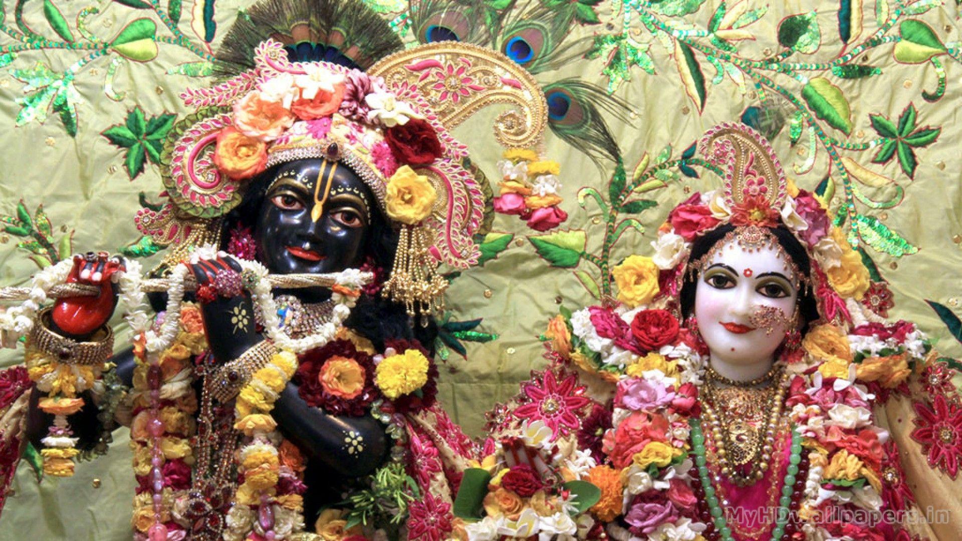 Radha Krishna Wallpaper For Pc Hd Wallpapers Krishna Wallpaper Radha Krishna Wallpaper Iskcon Vrindavan