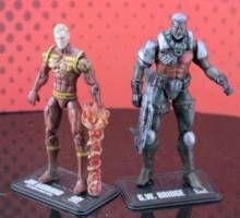 Jim Hammond and G.W. Bridge (Marvel Universe) Custom Action Figure