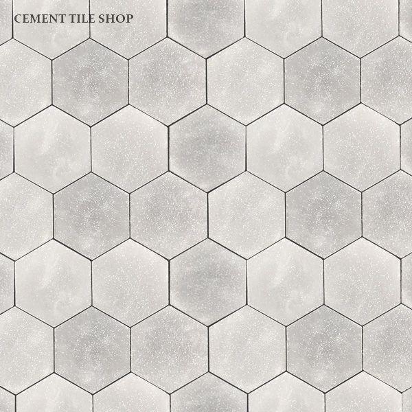 encaustic cement tile oxford gray
