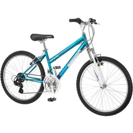 24 Roadmaster Granite Peak Girls Bike Walmart Com Mountain Biking Women Mountain Bike Girls Bike