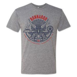 Bonnaroo 2016 Dino T-Shirt