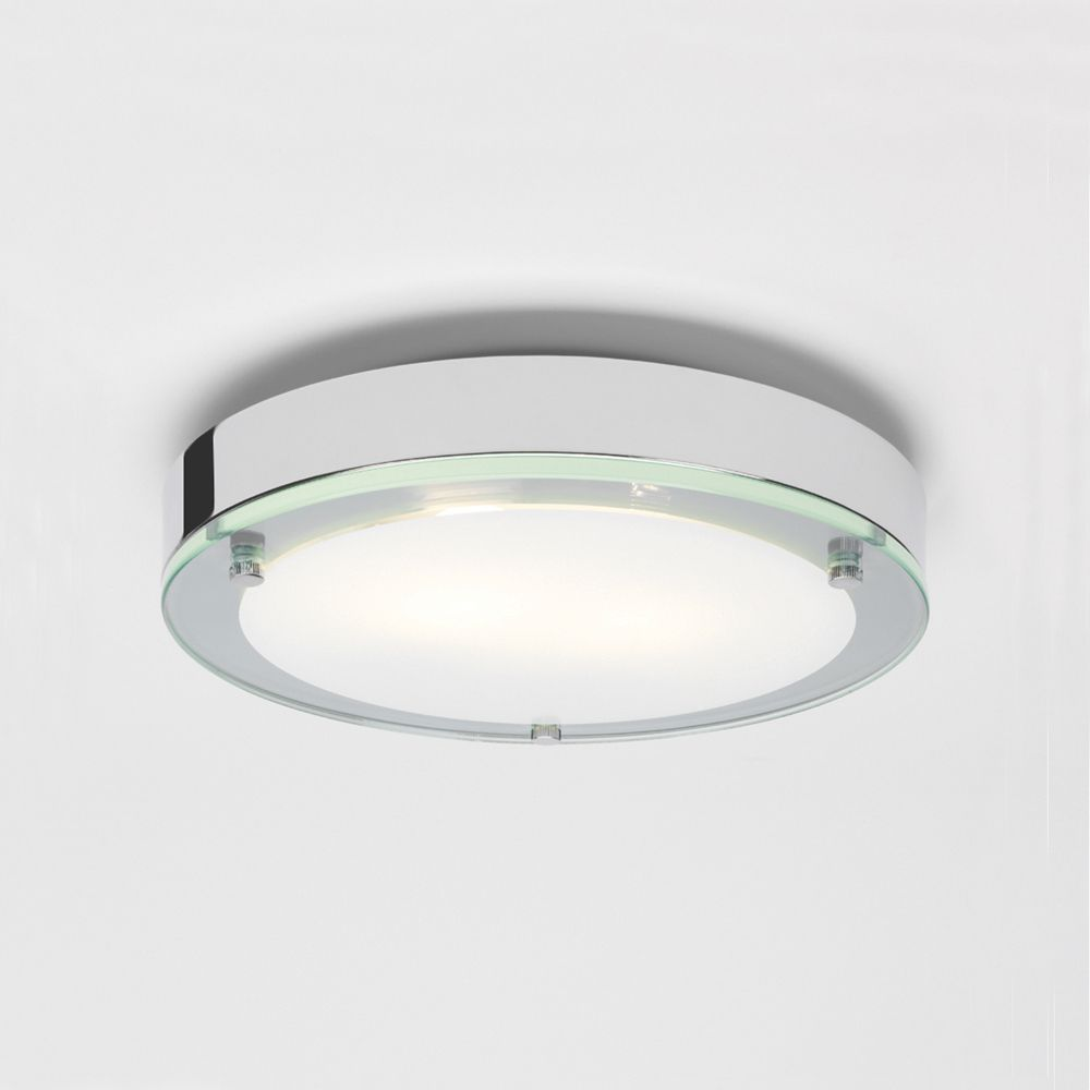 The Takko Bathroom Ceiling Light Has A Polished Chrome Finish And Is Ip44 Rated Astro 0493 Bathroom Light