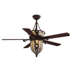 "Hampton Bay Ceiling Fan Light Bulb Replacement Interesting Hampton Bay Ceiling Fans  52"" Hampton Bay Tiffany Style Ceiling Fan Design Decoration"