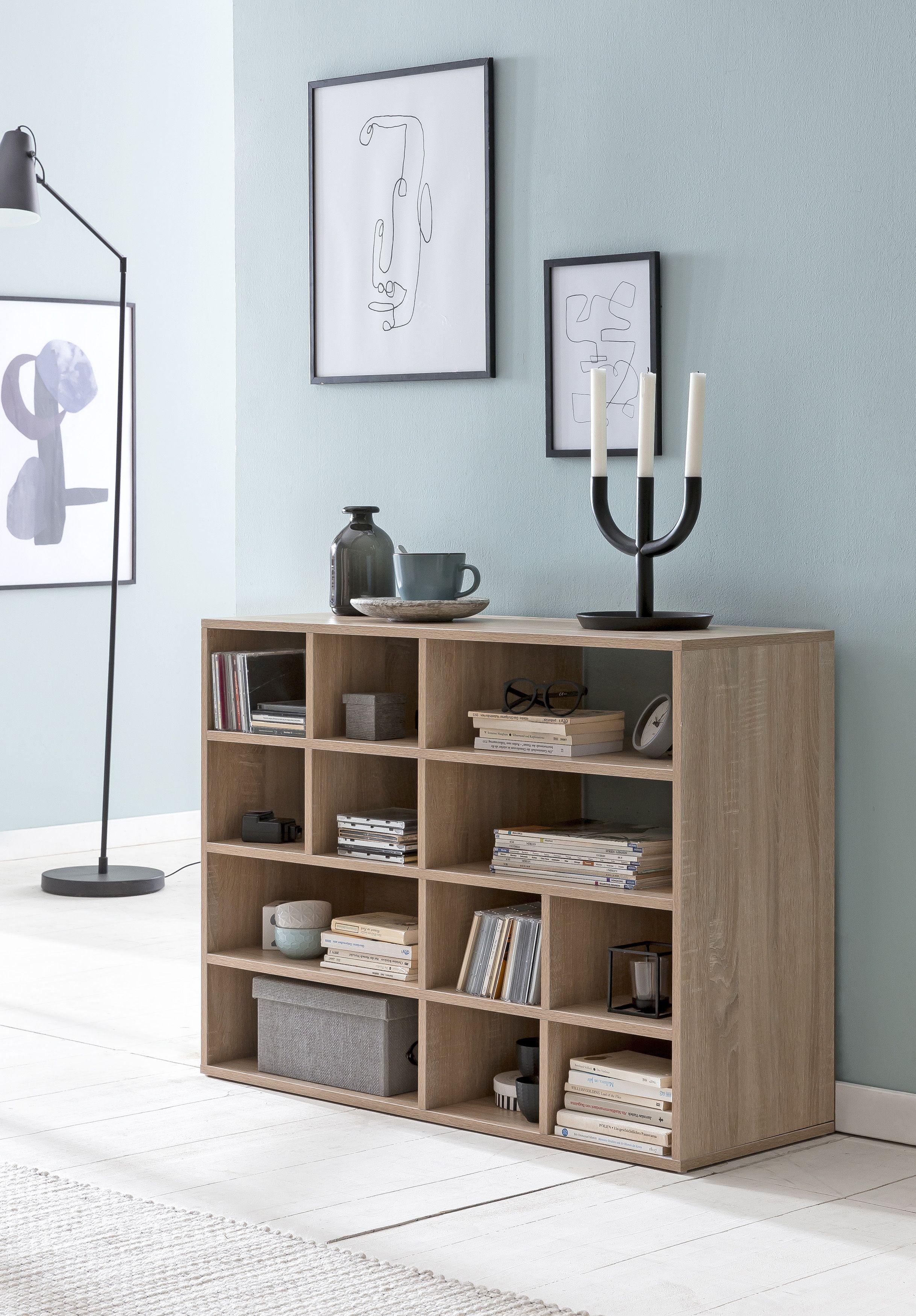 Standregal Wand Regal E Schwebend Rechteck Deko Book Shelf