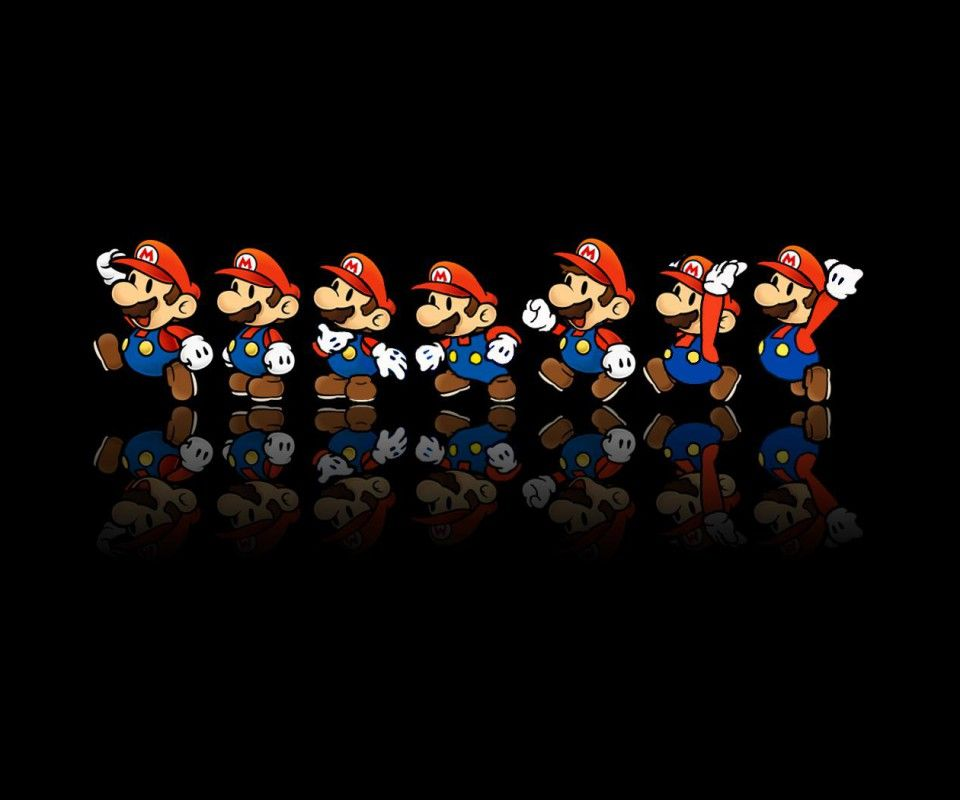 Fantastic Other Video Games Mario Wallpaper