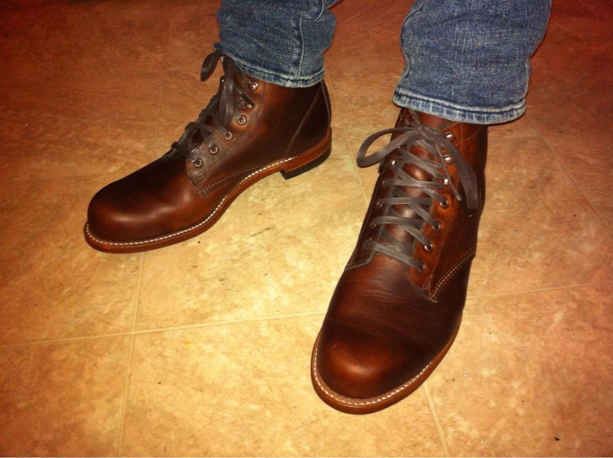 e31a0f4abf3 Wolverine 1000 Miles (Brown) | Style | Wolverine 1000 mile ...
