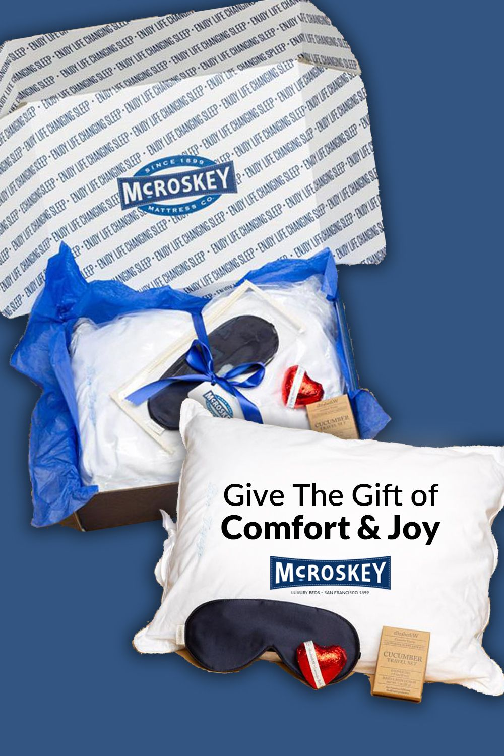 7df3f48ae0 Give friends and family the gift of Comfort and Joy with this curated  selection of gifts