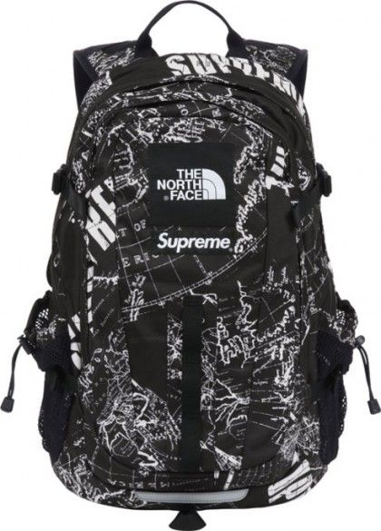 2d5f7eed4 Supreme The North Face Hot Shot Backpack Black 前 | Aye | North face ...