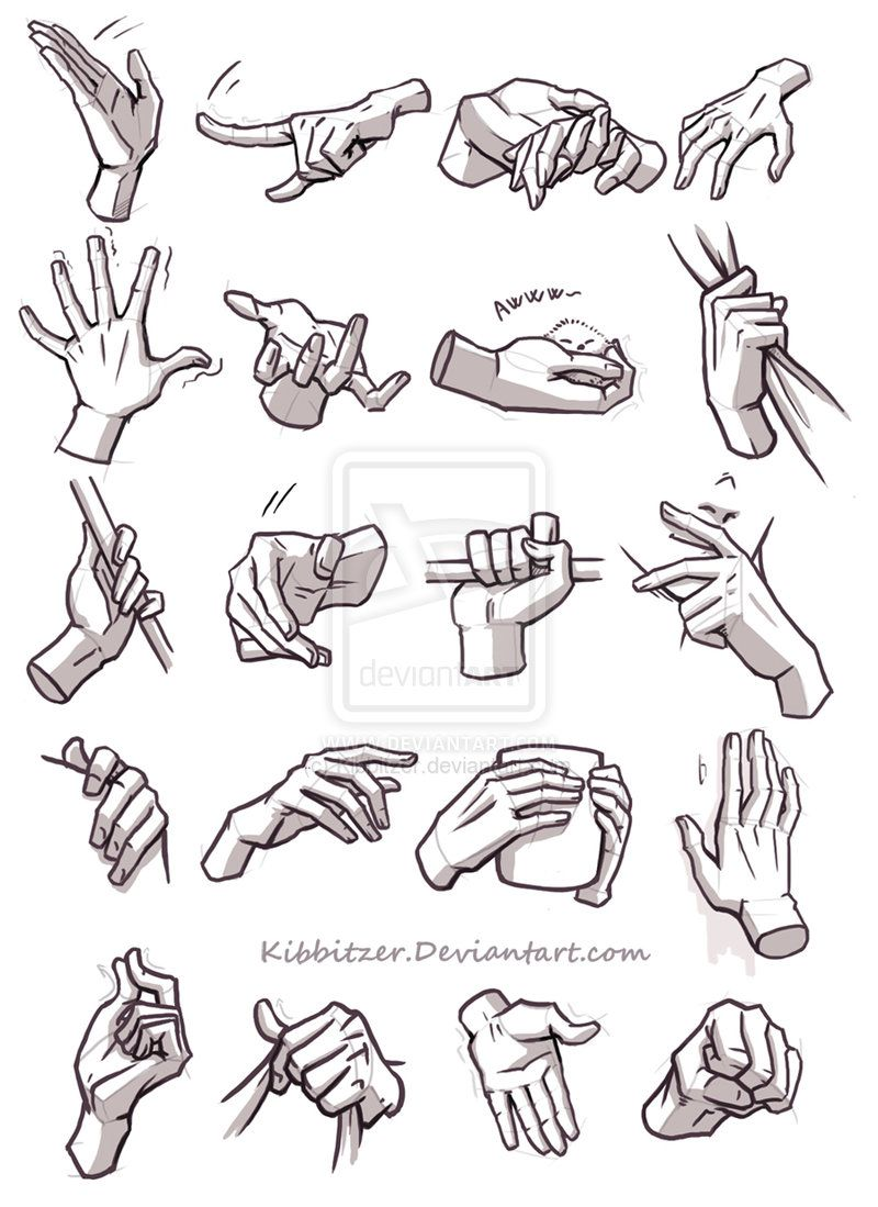 hands reference 4 by kibbitzer com on how hand reference