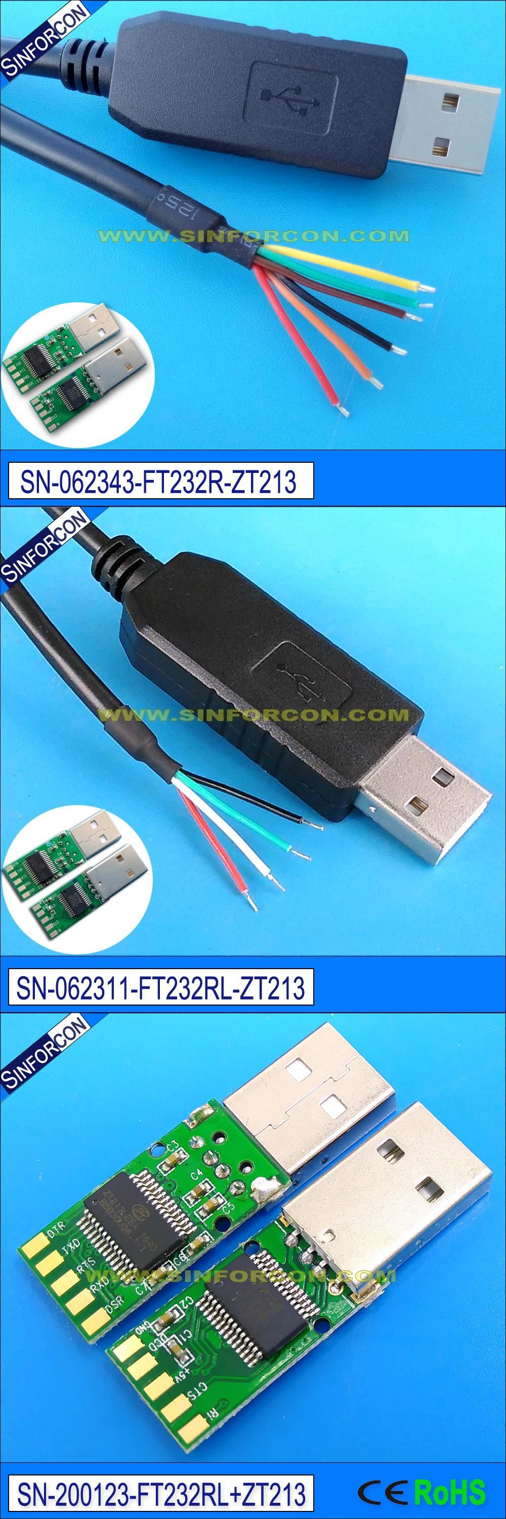 win 10 Android mac ftdi ft232rl usb rs232 adapter cable compatible ...