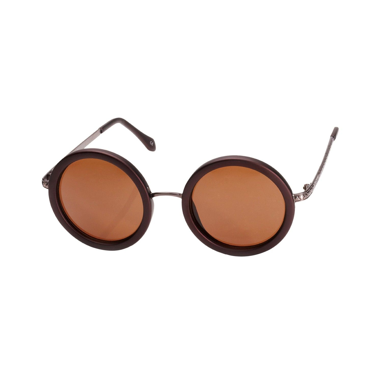ZIGGY BROWN SUNGLASSES - New In - Products - Woman