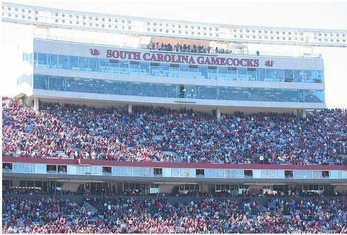 Williams-Brice Stadium - Columbia, SC  University of South Carolina