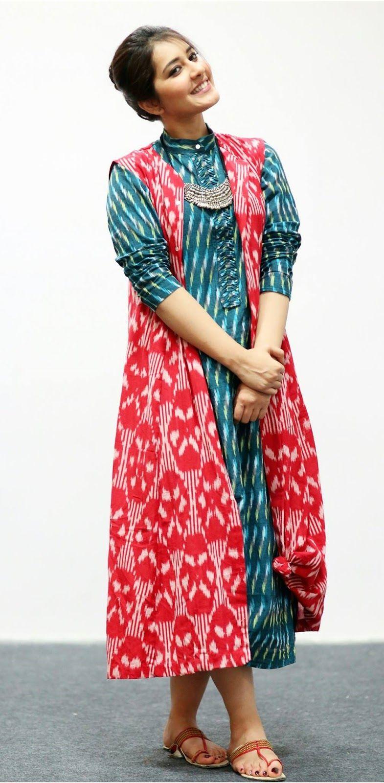 Hot photoshoot of rashi khanna in red dress rashi khanna