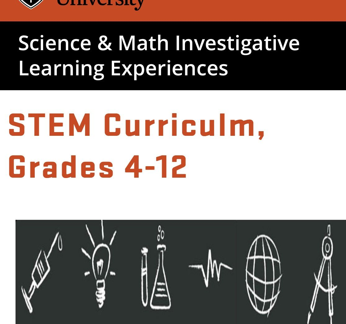 Oregon State Stem Curriculum Sorted By Age Group