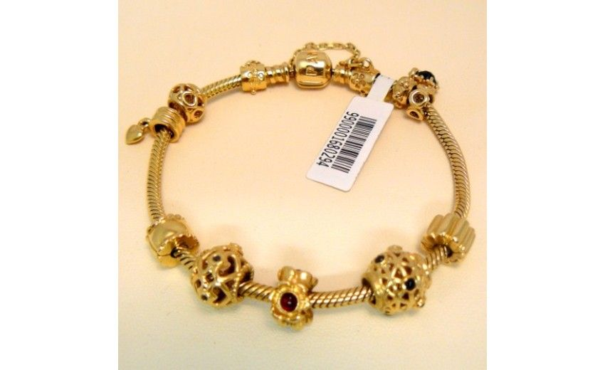 gold pandora bracelets for sale  c9769872d