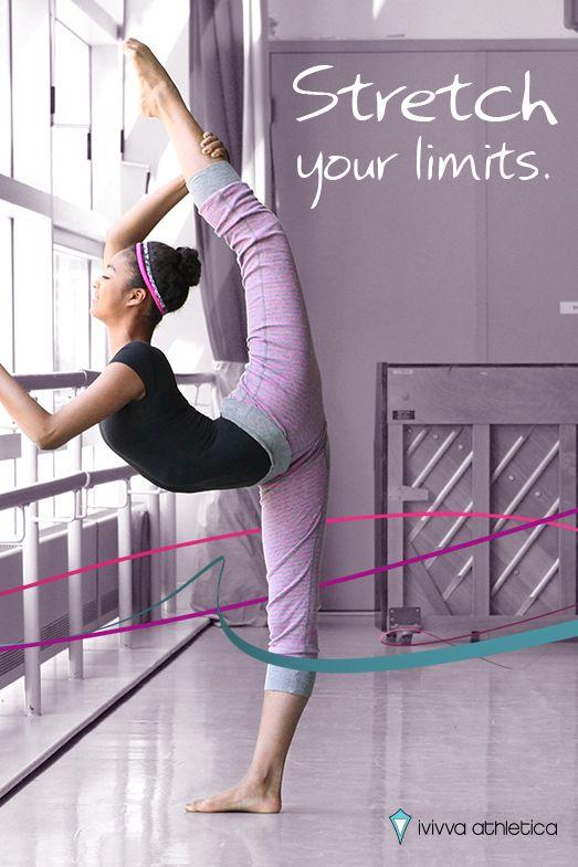 stretch yourself #Danc...
