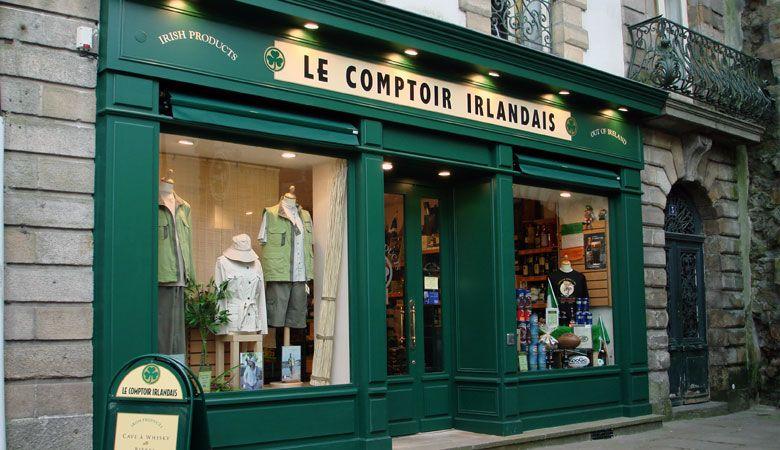 Vannes Comptoir Irlandais Irlandais Vannes