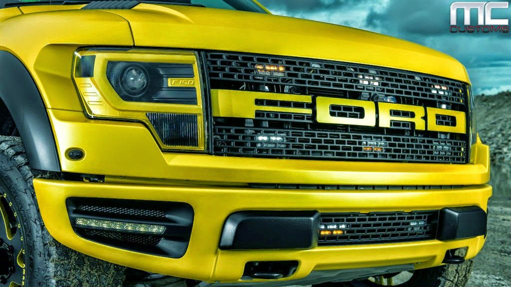 Ford F150 Raptor by M C  Customs | Ford | Ford 4x4, Ford