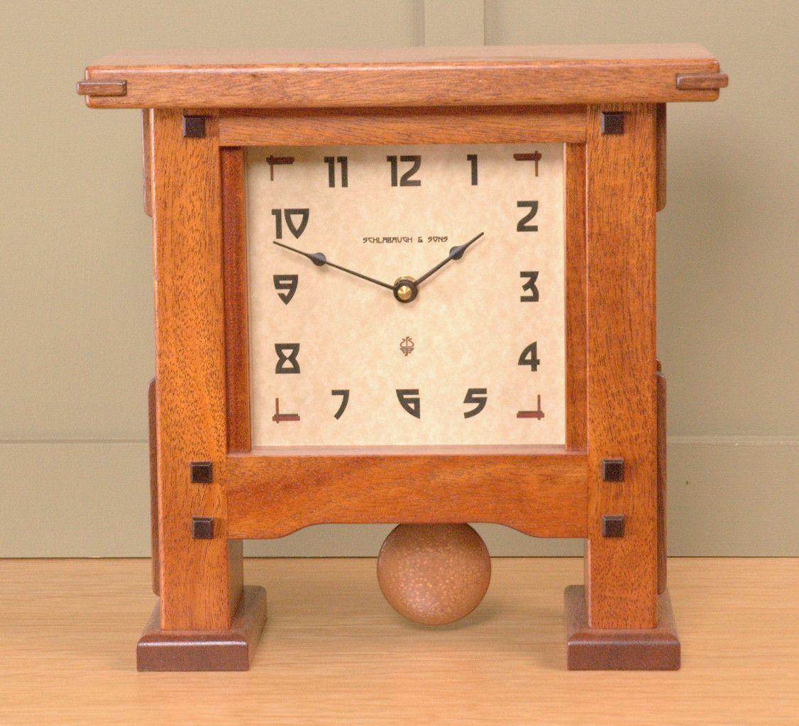 Arts and crafts mantle clock - Arts And Crafts Mantel Clocks Greene Pendulum Mantel Clock Greene Greene Pendulum Mantel Clock