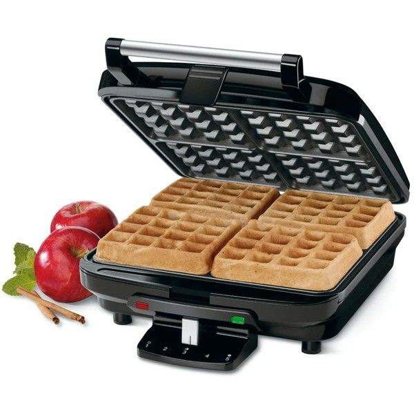 Cuisinart Four Slice Belgian Waffle Maker Found On