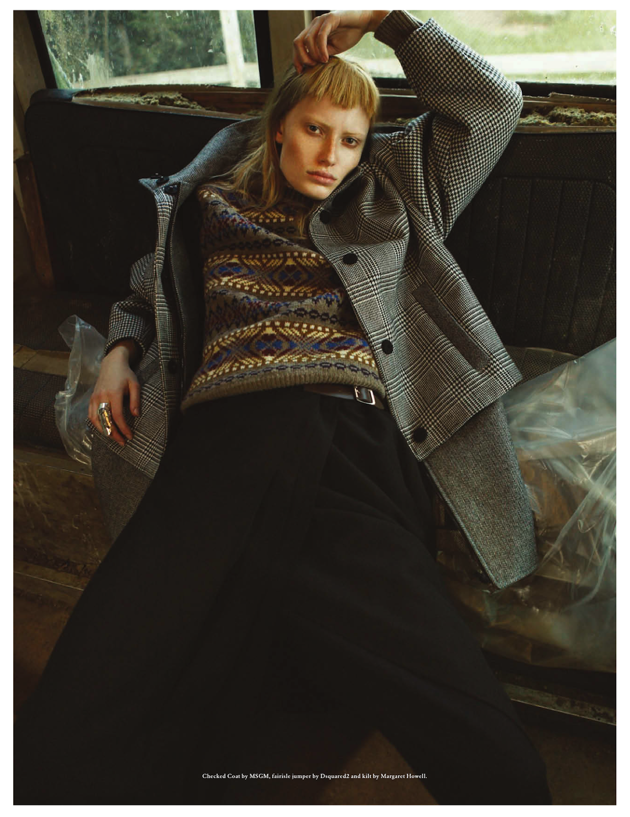 visual optimism; fashion editorials, shows, campaigns & more!: stephanie hall by dancian for wonderland winter 2013/14