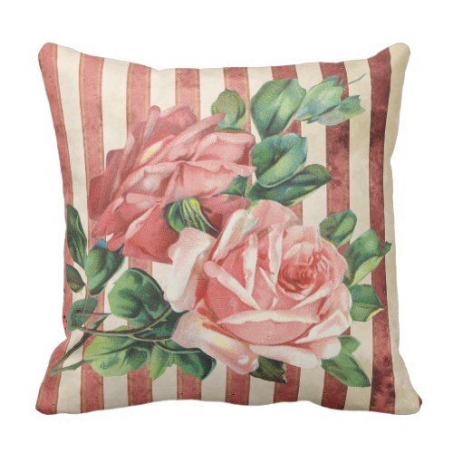 I love the look of rustic decorative throw pillows. You can make a ...