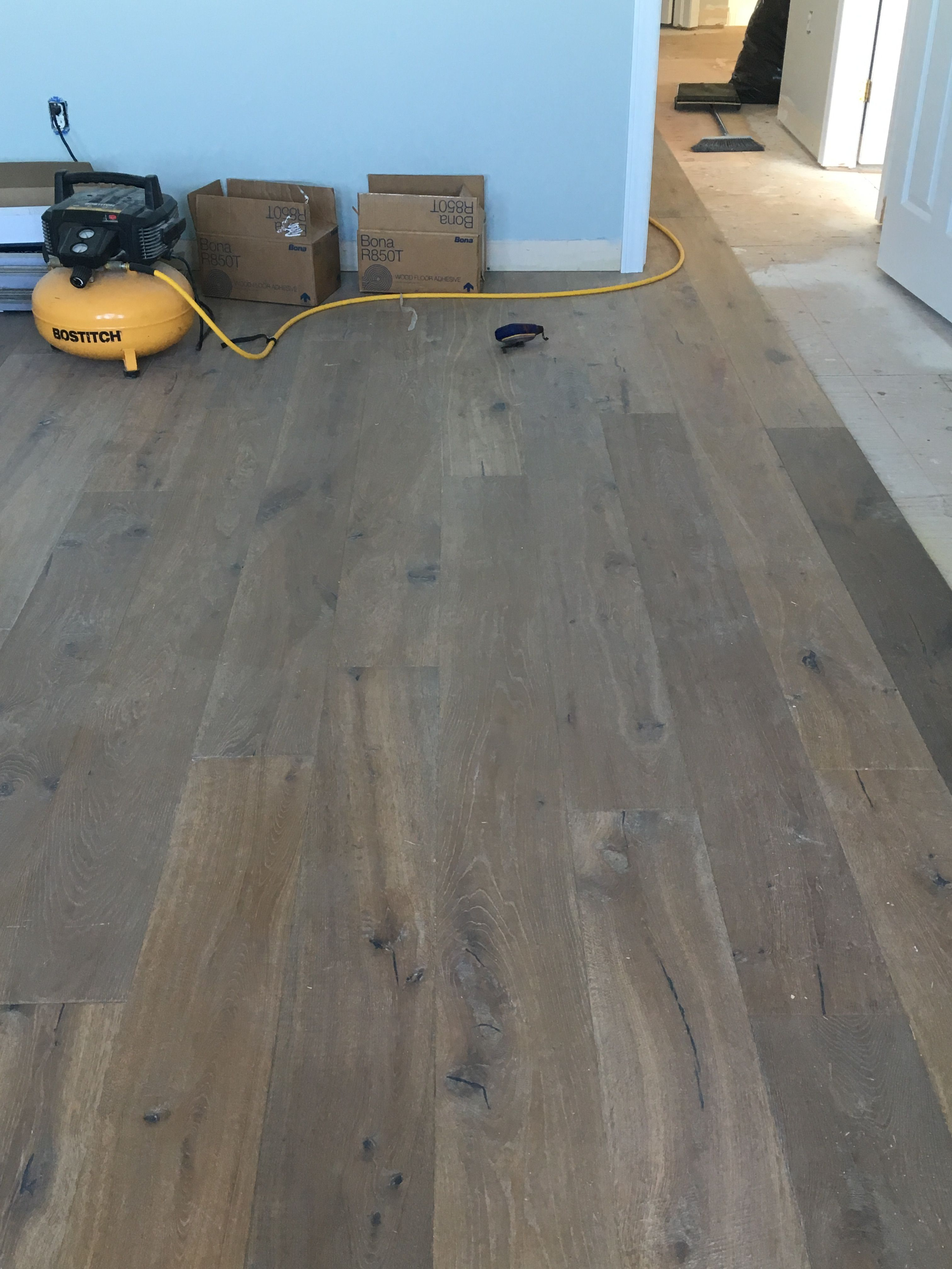 Stunning European Wide Plank Engineered Call Us For The Colour
