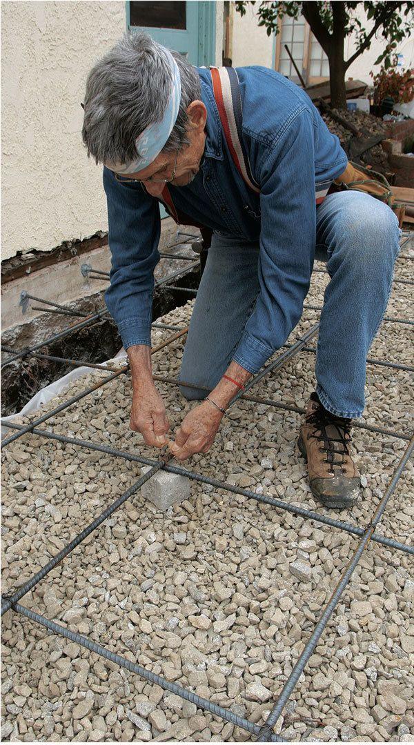 Reducing the risk of cracks in concrete slabs - Fine Homebuilding