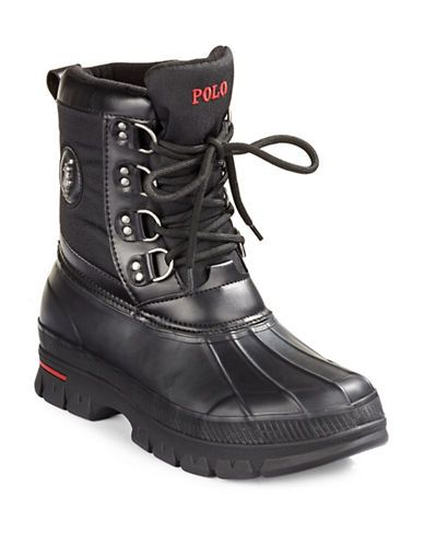 POLO RALPH LAUREN. Waterproof BootsPolo ...