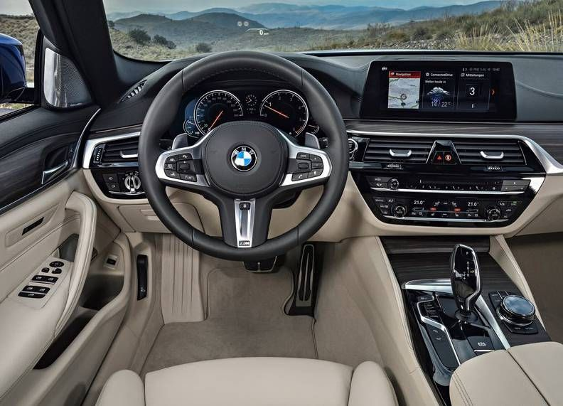 2018 Bmw 5 Series Touring Review Specs Price Release Date Bmw