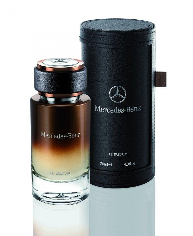 Mercedes-Benz : et maintenant le parfum de luxe!