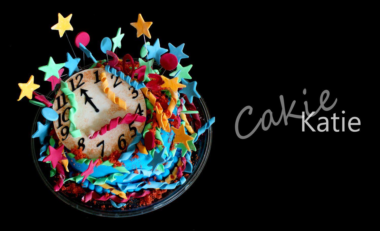New years eve cake Cake, Birthday candles, New years eve