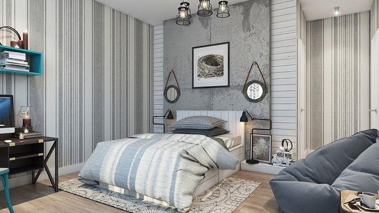 Top-Bedroom-Wall-Textures-Ideas-rustic Top-Bedroom-Wall ...
