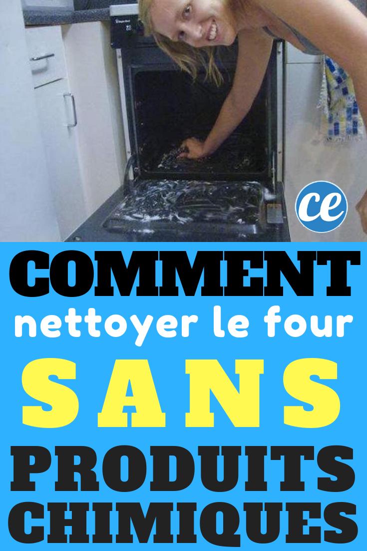 Comment Nettoyer Le Four comment nettoyer votre four sans utiliser de produit