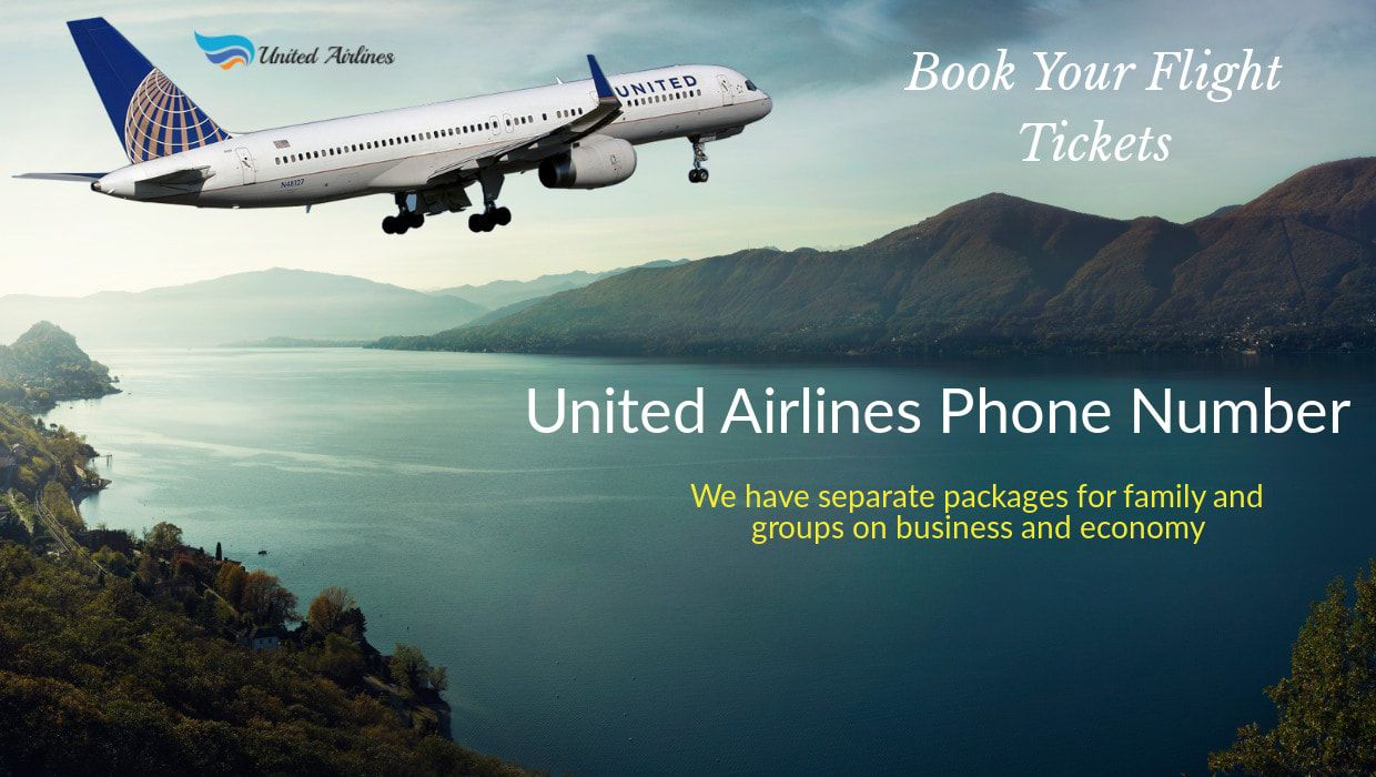 The passengers can reach the United Airlines Phone Number
