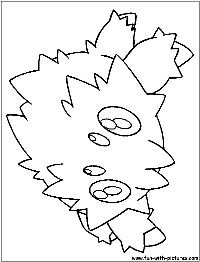 Joltik Coloring Page Coloring Pages Pokemon Coloring Pages Pokemon Coloring