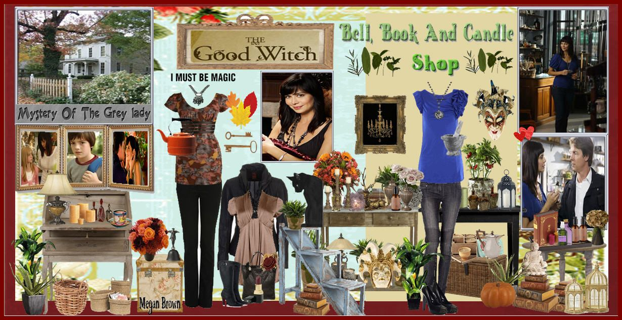 The Good Witch - From The Hallmark Channel | The good witch, Hallmark good witch, Witch outfit