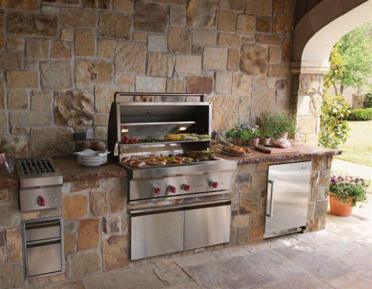 La cuisine d\u0027été \u2013 le choix idéal pour un repas à ciel ouvert - Cuisine D Ete Exterieure
