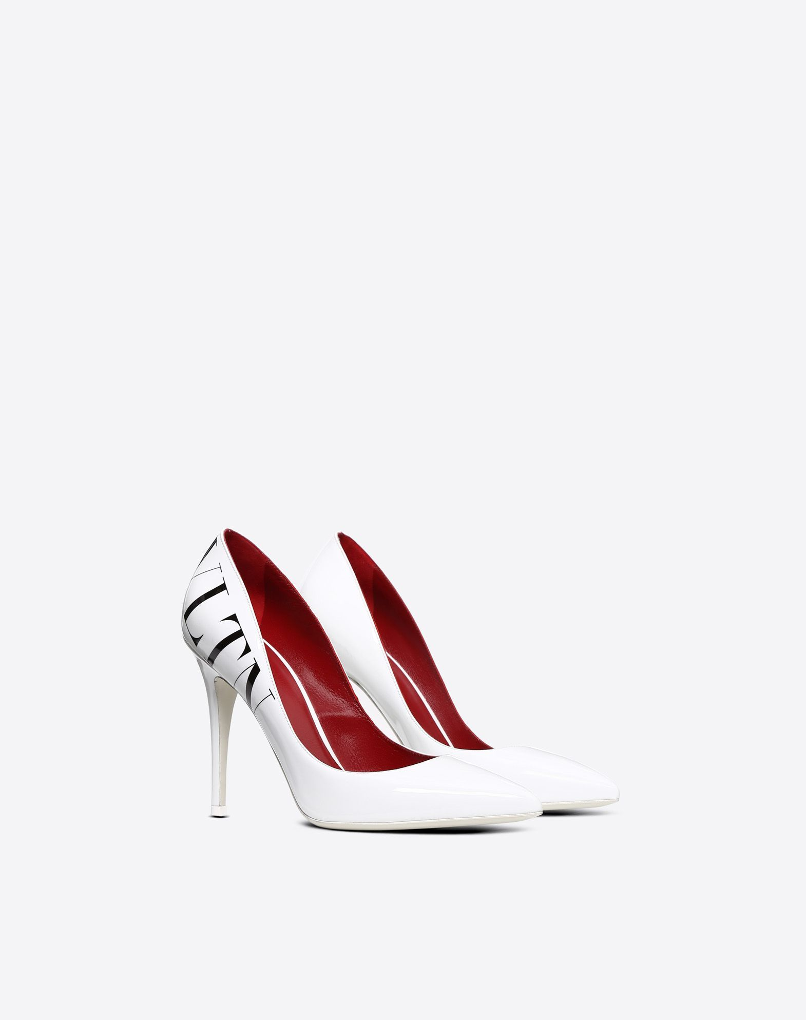 3dba958dac222 VLTN Patent Pump 105mm for Woman | Valentino Online Boutique ...