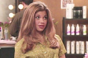 19 Reasons We Should All Be More Like Topanga Lawrence Boy Meets World Danielle Fishel Blowout Hair