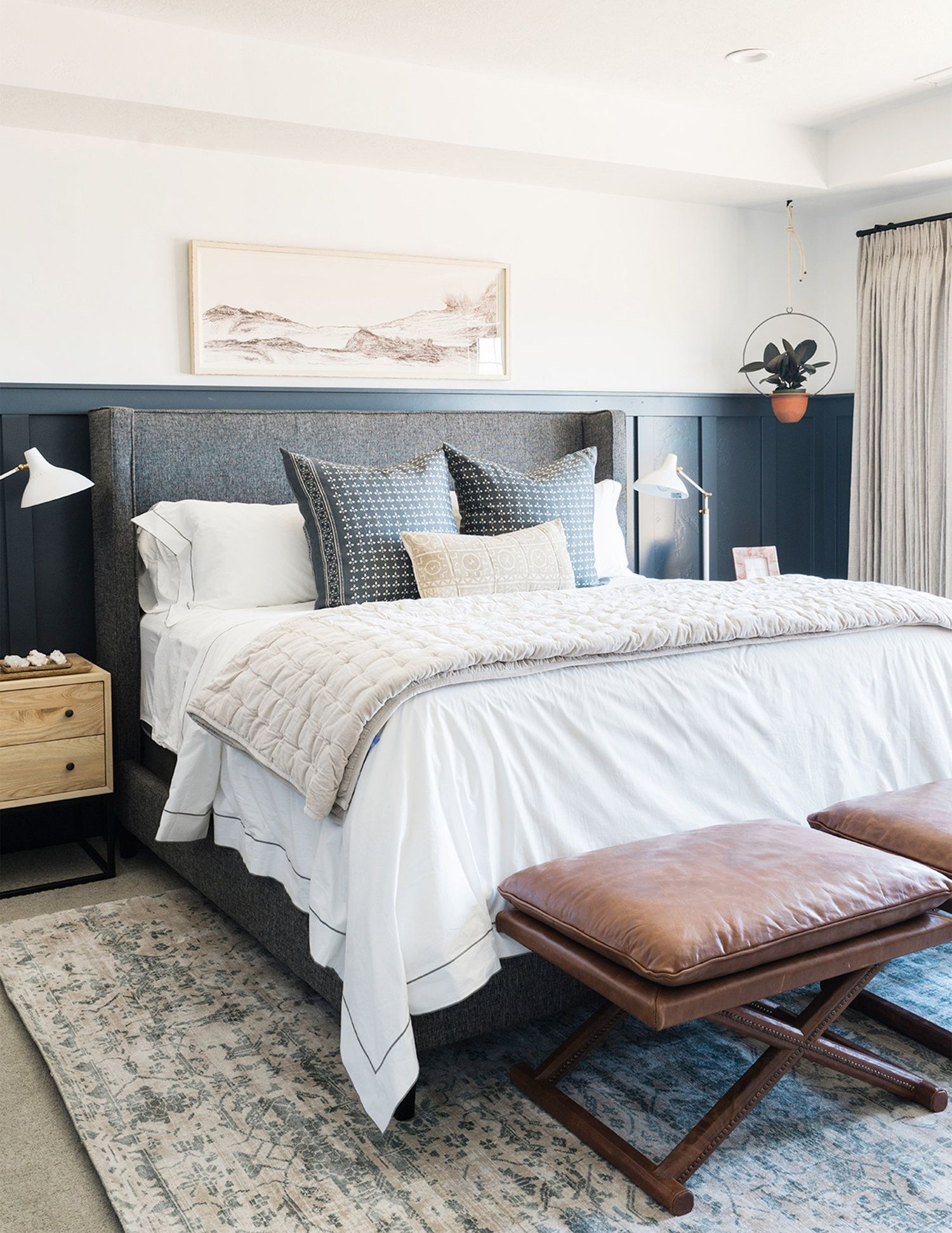 TwoDay Transformation Soft & Streamlined Room Tour