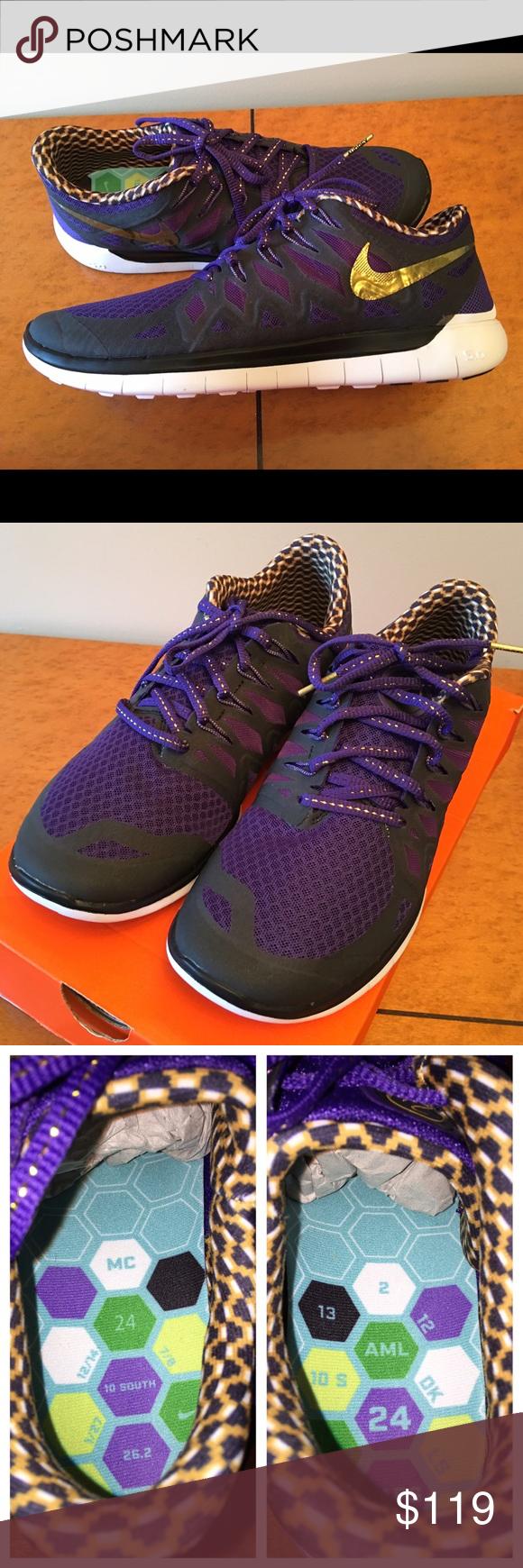 e058714c8a313 Nike Free 5.0 DB Doernbecher Tim Haarmann New with box. Style 725566-580.